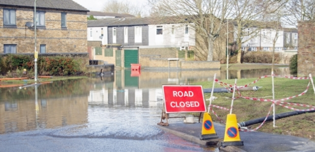 Reduce the Risk of Flooding - Consider a Soakaway